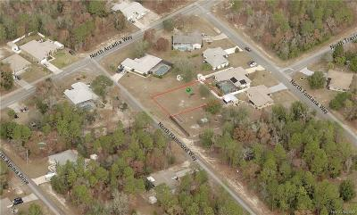 Citrus Springs Residential Lots & Land For Sale: 9179 N Hammond Way