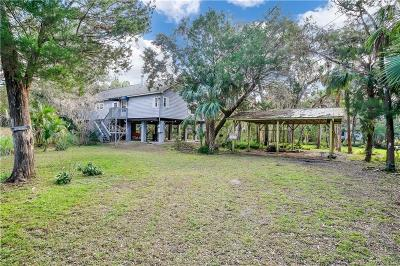 Homosassa Single Family Home For Sale: 6548 S Beagle Drive