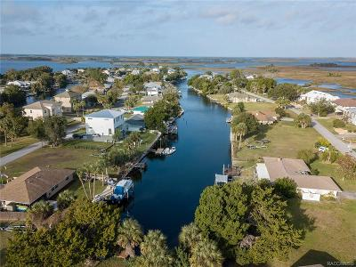 Crystal River Residential Lots & Land For Sale: 11645 W Dixie Shores Drive