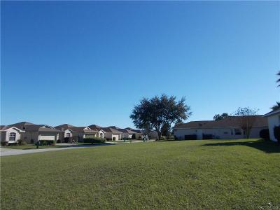 Lecanto Residential Lots & Land For Sale: 162 W Zoe Court