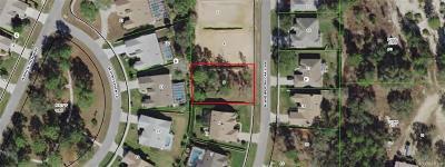 Beverly Hills Residential Lots & Land For Sale: 6212 N Whispering Oak Loop