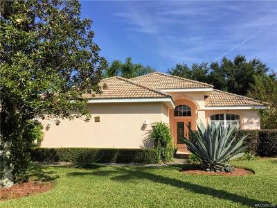 Hernando FL Single Family Home For Sale: $195,900