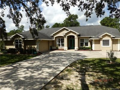 Single Family Home For Sale: 8702 SW 137th Court