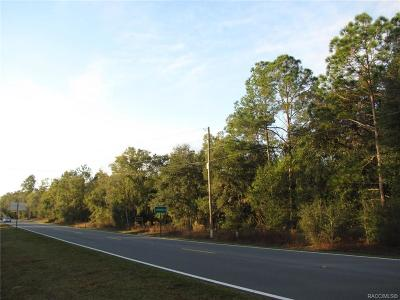 Crystal River Residential Lots & Land For Sale: 8351 N Citrus Avenue