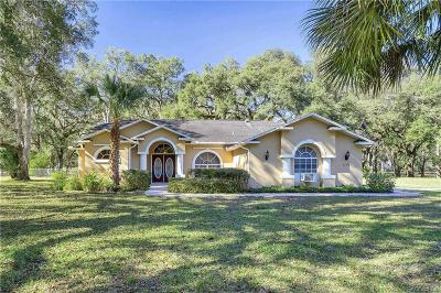 Citrus County Single Family Home For Sale: 1398 E 28 Trail