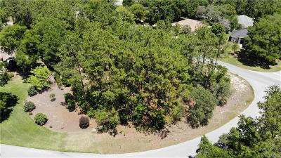 Dunnellon Residential Lots & Land For Sale: 00 SW 195th Circle