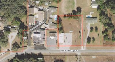 Commercial For Sale: 6025 E Turner Camp Road