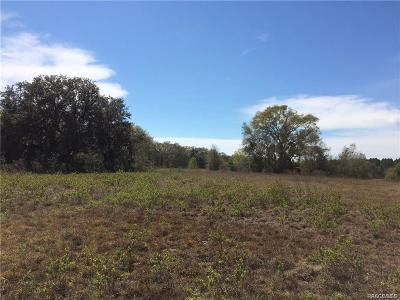 Dunnellon Residential Lots & Land For Sale: SW 36th Street