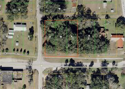 Inglis Residential Lots & Land For Sale: 599 W Highway 40