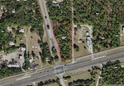 Lecanto Residential Lots & Land For Sale: 271 W Gulf-To-Lake Highway