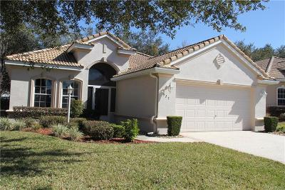 Hernando Single Family Home For Sale: 927 W Skyview Crossing Drive