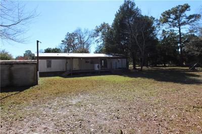 Mobile Home For Sale: 6393 W Folger Court