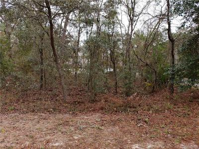 Homosassa Residential Lots & Land For Sale: 15 Seagrape Street