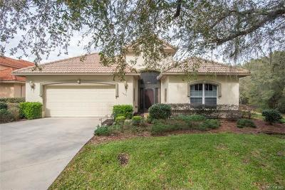 Hernando FL Single Family Home For Sale: $369,900