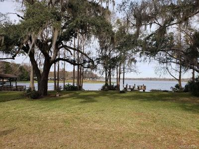 Citrus County Rental For Rent: 7095 W Riverbend Road