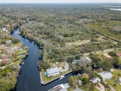 Inglis Residential Lots & Land For Sale: 16483 W River Road