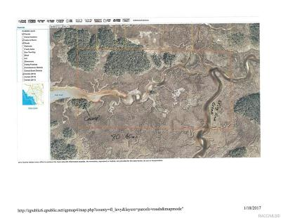Inglis Residential Lots & Land For Sale: Unassigned Trail