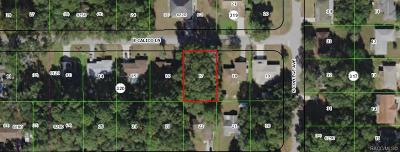 Inverness Residential Lots & Land For Sale: 6140 E Calico Lane