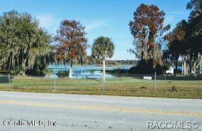 Dunnellon Residential Lots & Land For Sale: 7735 W Riverbend Road