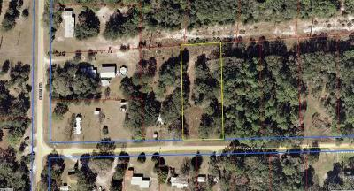 Inglis Residential Lots & Land For Sale: 00 Rose Avenue