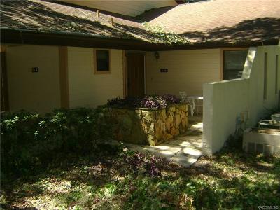 Citrus County Rental For Rent: 65 E Hartford Street