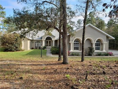 Single Family Home For Sale: 2188 W La Bonte Circle