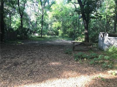 Inverness Residential Lots & Land For Sale: 2457 N Junglecamp Road