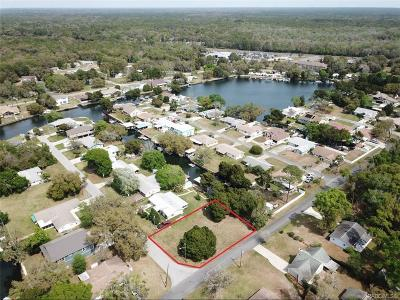 Crystal River Residential Lots & Land For Sale: 3821 N Nokomis Point