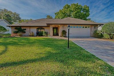 Crystal River Single Family Home For Sale: 1348 N Hunterston Point