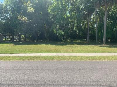 Dunnellon Residential Lots & Land For Sale: Lot 1323 W McKinney Avenue