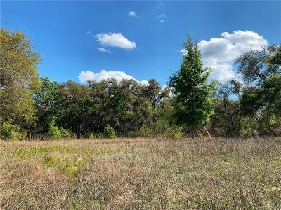 Lecanto Residential Lots & Land For Sale: 786 E Savoy Street