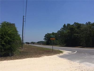 Floral City Residential Lots & Land For Sale: 7156 E Greenup Court