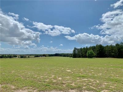 Floral City Residential Lots & Land For Sale: 5597 E Orion Court