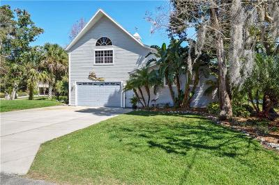 Homosassa Single Family Home For Sale: 5475 S Island Drive