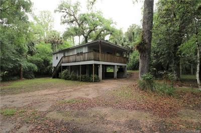 Hernando Single Family Home For Sale: 6459 E Forest Trail Drive