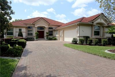 Hernando FL Single Family Home For Sale: $379,900