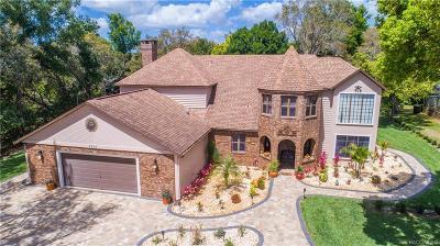 Spring Hill Single Family Home For Sale: 7513 Oak Tree Lane