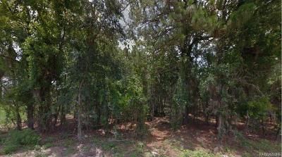 Inverness Residential Lots & Land For Sale: 2499 E Newhaven Street
