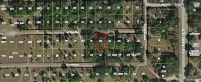Crystal River Residential Lots & Land For Sale: 8160 W Gayle Lane