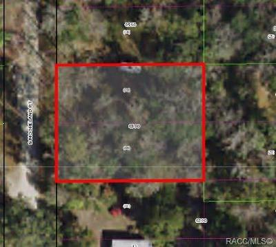 Citrus County Residential Lots & Land For Sale: 5085 S Mooreland Point