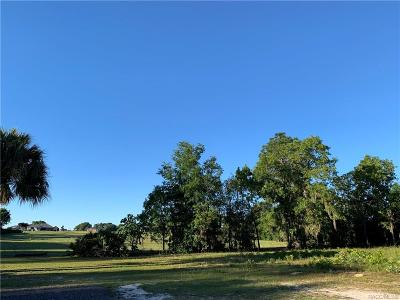 Citrus County Residential Lots & Land For Sale: 1708 N Edmonson Point