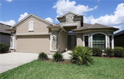 Lecanto Single Family Home For Sale: 1591 W Caroline Path