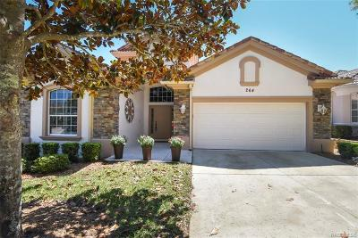 Hernando Single Family Home For Sale: 264 W Doerr Path