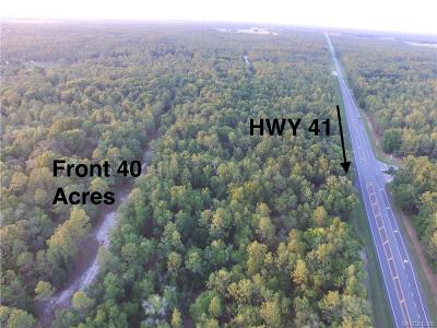 Floral City Residential Lots & Land For Sale: 12480 S Florida Avenue