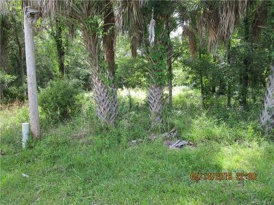Residential Lots & Land For Sale: 531 N Country Club Drive