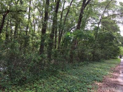 Inverness Residential Lots & Land For Sale: 603 N Woodlake Avenue