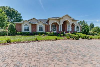 Weeki Wachee Single Family Home For Sale: 7263 Sylvan Glade Court