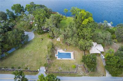 Dunnellon Residential Lots & Land For Sale: 7483 W Riverbend Road