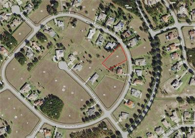 Inverness Residential Lots & Land For Sale: 1552 E Seattle Slew Circle