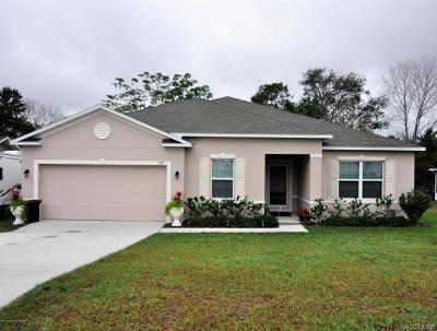 Spring Hill Single Family Home For Sale: 4171 Augustine Road